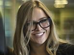 TORONTO, ON - MAY 14:  Ultimate Fighting Championship superstar Ronda Rousey visits Toronto to promote and sign copies of her new autobiography, My Fight, Your Fight.  Seen at her publisher's office.        (Richard Lautens/Toronto Star via Getty Images)