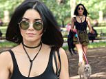 eURN: AD*170523217  Headline: Vanessa Hudgens out and about, New York, America - 26 May 2015 Caption: Mandatory Credit: Photo by Startraks Photo/REX Shutterstock (4792465j)  Vanessa Hudgens with Dog Darla  Vanessa Hudgens out and about, New York, America - 26 May 2015  Vanessa Hudgens takes her dog Darla to a Park  Photographer: Startraks Photo/REX Shutterstock Loaded on 26/05/2015 at 22:13 Copyright: REX FEATURES Provider: Startraks Photo/REX Shutterstock  Properties: RGB JPEG Image (20580K 979K 21:1) 2240w x 3136h at 300 x 300 dpi  Routing: DM News : GeneralFeed (Miscellaneous) DM Showbiz : SHOWBIZ (Miscellaneous) DM Online : Online Previews (Miscellaneous), CMS Out (Miscellaneous)  Parking: