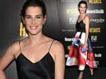 """eURN: AD*170639436  Headline: The Cinema Society With Women's Health And FIJI Water Host A Screening Of Magnolia Pictures' """"Results"""" - Arrivals Caption: NEW YORK, NY - MAY 27:  Actress Cobie Smulders attends Magnolia Pictures' """"Results"""" premiere hosted by The Cinema Society with Women's Health and FIJI Water at Sunshine Landmark on May 27, 2015 in New York City.  (Photo by Andrew H. Walker/Getty Images) Photographer: Andrew H. Walker  Loaded on 28/05/2015 at 00:36 Copyright: Getty Images North America Provider: Getty Images  Properties: RGB JPEG Image (18512K 1888K 9.8:1) 1997w x 3164h at 96 x 96 dpi  Routing: DM News : GroupFeeds (Comms), GeneralFeed (Miscellaneous) DM Showbiz : SHOWBIZ (Miscellaneous) DM Online : Online Previews (Miscellaneous), CMS Out (Miscellaneous)  Parking:"""