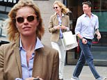 27.MAY.2015  - LONDON  - UK\n*** EXCLUSIVE ALL ROUND PICTURES ***\nCZECH MODEL EVA HERZIGOVA AND HER HUSBAND GREGORIO MARSIAJ ARE SPOTTED LOOKING FASHIONABLE AND IN GOOD SPIRITS WHEN SPOTTED IN SOUTH KENSIGNTON THIS EVENING .\nBYLINE MUST READ : XPOSUREPHOTOS.COM\n***UK CLIENTS - PICTURES CONTAINING CHILDREN PLEASE PIXELATE FACE PRIOR TO PUBLICATION ***\n**UK CLIENTS MUST CALL PRIOR TO TV OR ONLINE USAGE PLEASE TELEPHONE  442083442007