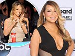 LAS VEGAS, NV - MAY 17:  Mariah Carey arrives at The 2015 Billboard Music Awards held at the MGM Grand Garden Arena on May 17, 2015 in Las Vegas, Nevada.  (Photo by Michael Tran/Getty Images)