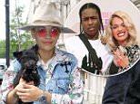 Picture Shows: Rita Ora  May 28th, 2015\n \n ** Must Byline Rex / FameFlynet **\n \n British singer Rita Ora pictured cradling her pet dog 'Cher the Bear' as she takes a stroll in London, England.  \n \n ** Must Byline Rex / FameFlynet **\n \n Exclusive All Rounder\n WORLDWIDE RIGHTS\n Pictures by : Rex / FameFlynet \n Tel : +44 (0)20 3551 5049\n Email : info@fameflynet.uk.com