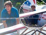 "Ball Ground, GA - Tom Cruise gets involved in a plane crash scene on the set of his new movie ""Mena"" filming in Georgia.\nAKM-GSI          May 27, 2015\nTo License These Photos, Please Contact :\nSteve Ginsburg\n(310) 505-8447\n(323) 423-9397\nsteve@akmgsi.com\nsales@akmgsi.com\nor\nMaria Buda\n(917) 242-1505\nmbuda@akmgsi.com\nginsburgspalyinc@gmail.com"