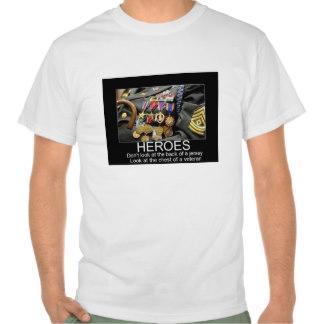 HEROES ( Veterans) Tshirt