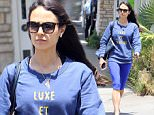 """Picture Shows: Jordana Brewster  May 28, 2015    """"Fast & Furious"""" star Jordana Brewster does some solo shopping in Santa Monica, California. Rumours have been swirling that Jordana may be reprising her role in the upcoming """"Fast and the Furious 8"""" movie.     Non Exclusive  UK RIGHTS ONLY    Pictures by : FameFlynet UK © 2015  Tel : +44 (0)20 3551 5049  Email : info@fameflynet.uk.com"""