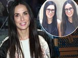 demi moore rumer willis