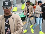 Lewis Hamilton arrives at Gumball 3000 in Los Angeles. He will be driving from Los Angeles to Death Valley Nevada\nFeaturing: Lewis Hamilton\nWhere: Los Angeles, California, United States\nWhen: 29 May 2015\nCredit: WENN.com