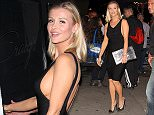 Joanna Krupa and Romain Zago have dinner at Craig's in West Hollywood Featuring: Joanna Krupa, Romain Zago Where: Los Angeles, California, United States When: 30 May 2015 Credit: MONEY$HOT/WENN.com