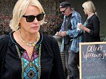 May 29, 2015: Daryl Hannah and Neil Young have breakfast together in Malibu, California.\nMandatory Credit: INFphoto.com \nRef.: infusla-257/277/302\n