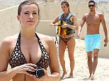 EXCLUSIVE: Footballer Chris Smalling is spotted on holiday in Barbados with girlfriend Sam Cooke and family   Pictured: Sam Cooke Ref: SPL1032340  290515   EXCLUSIVE Picture by: PRIMADONNA/GEMAIRA/Splash News  Splash News and Pictures Los Angeles: 310-821-2666 New York: 212-619-2666 London: 870-934-2666 photodesk@splashnews.com