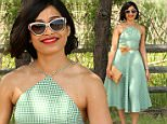 Indian actress, Freida Pinto attends the Eighth-Annual Veuve Clicquot Polo Classic at Liberty State Park on May 30, 2015 in Jersey City, New Jersey.\n\nPictured: Freida Pinto\nRef: SPL1040133  300515  \nPicture by: Christopher Peterson/Splash News\n\nSplash News and Pictures\nLos Angeles: 310-821-2666\nNew York: 212-619-2666\nLondon: 870-934-2666\nphotodesk@splashnews.com\n