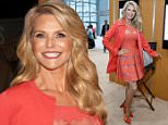 NEW YORK, NY - MAY 29:  Christie Brinkley attends BookExpo America 2015 at Javits Center on May 29, 2015 in New York City.  (Photo by Laura Cavanaugh/Getty Images)