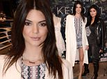 IMAGE DISTRIBUTED FOR PACSUN - Kendall Jenner, left, and Kylie Jenner make an in-store appearance for their exclusive Summer Collection at the PacSun store on Saturday, May 30, 2015, in Santa Monica, Calif. (Photo by Dan Steinberg/Invision for PacSun/AP Images)