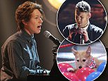 *** MANDATORY BYLINE TO READ: Syco / Thames / Corbis ***\nBritain's Got Talent semi finalists perform on stage at Thursday's live show.\n\nPictured: Isaac Waddington\nRef: SPL1038960  280515  \nPicture by: Dymond / Syco / Thames / Corbis\n\n