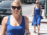 Picture Shows: Busy Philipps  May 29, 2015    'Cougar Town' actress Busy Philipps is spotted running her daily errands in West Hollywood, California. It was a solo outing for Busy who was spotted without her husband Marc Silverstein and their two daughters Cricket & Birdie.     Non-Exclusive  UK RIGHTS ONLY    Pictures by : FameFlynet UK © 2015  Tel : +44 (0)20 3551 5049  Email : info@fameflynet.uk.com