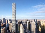 An artist rendering shows the spectacular views residents of 432 Park Ave can expect when the building is completed in 2015. It will be the highest occupied space in the city A Saudi billionaire is in contract to buy New York City?s second-most-expensive condo ? a $95 million penthouse-in-the-sky. Fawaz Al Hokair, a retail/real-estate kingpin worth an estimated $1.37 billion, reportedly signed a contract for the lofty unit at 432 Park Ave. in 2013, the Real Deal reported. A spokesperson for the developers, Macklowe Properties and CIM Group, refused to confirm or deny the report. If the sale closes, it would almost make history. Last year, a mystery buyer ? said to be an American family ? bought the $100.5 million penthouse at rival billionaire building ONE57, which was the city?s tallest residential building for a New York minute, until 432 Park Ave. came along.