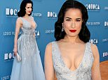 Mandatory Credit: Photo by REX Shutterstock (4805722f)\n Dita Von Teese\n MOCA Gala, Los Angeles, America - 30 May 2015\n \n