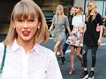 Taylor Swift is all smiles rocking a floral skirt as she goes to dinner with her friends, Martha Hunt and Gigi Hadid at Tamarind Tribeca in NYC.\n\nPictured: Taylor Swift and Martha Hunt\nRef: SPL1039515  290515  \nPicture by: Sharpshooter Images/Splash News\n\nSplash News and Pictures\nLos Angeles: 310-821-2666\nNew York: 212-619-2666\nLondon: 870-934-2666\nphotodesk@splashnews.com\n