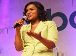 NEW YORK, NY - MAY 30:  Mindy Kaling attends BookCon 2015 at Javits Center on May 30, 2015 in New York City.  (Photo by Laura Cavanaugh/Getty Images)