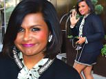 Mindy Kaling steps out in NYC with a big smile on May 29, 2015.\n\nPictured: Mindy Kaling\nRef: SPL1039908  290515  \nPicture by: 247PapsTV / Splash News\n\nSplash News and Pictures\nLos Angeles: 310-821-2666\nNew York: 212-619-2666\nLondon: 870-934-2666\nphotodesk@splashnews.com\n