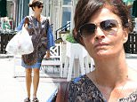 137869, Helena Christensen seen out in the West Village. New York, New York - Thursday May 28, 2015. Photograph: © Brian Flannery, PacificCoastNews. Los Angeles Office: +1 310.822.0419 sales@pacificcoastnews.com FEE MUST BE AGREED PRIOR TO USAGE