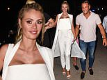 TOWIE stars leave Cavalli Club in Marbella on it's grand opening night.\nFeaturing: Chloe Sims\nWhere: Marbella, United Kingdom\nWhen: 31 May 2015\nCredit: WENN.com