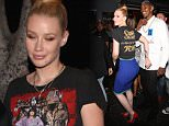 EXCLUSIVE: Iggy Azalea and Nick Young host Playhouse Night Club for Nick Youngs birthday celebration in Los Angeles, CA.....Pictured: Iggy Aazlea..Ref: SPL1039724  290515   EXCLUSIVE..Picture by: TwisT / Splash News....Splash News and Pictures..Los Angeles: 310-821-2666..New York: 212-619-2666..London: 870-934-2666..photodesk@splashnews.com..
