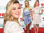 LAS VEGAS, NV - MAY 30:  Recording artist Kelly Clarkson attends The iHeartRadio Summer Pool Party at Caesars Palace on May 30, 2015 in Las Vegas, Nevada.  (Photo by David Becker/Getty Images for iHeartMedia)