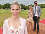 Editorial Use Only - No Merchandising\n Mandatory Credit: Photo by JABPromotions/REX Shutterstock (4810002bt)\n Elsa Pataky\n Audi Polo Challenge, Coworth Park, Ascot, Britain - 31 May 2015\n \n