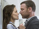 Katie Holmes Get Pinned Against a Wall in 'Ray Donovan' Still & Teaser