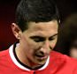 MANCHESTER, ENGLAND - MARCH 09:  A dejected Angel di Maria of Manchester United walks off the pitch after receiving the red card from referee Michael Oliver during the FA Cup Quarter Final match between Manchester United and Arsenal at Old Trafford on March 9, 2015 in Manchester, England.  (Photo by Michael Regan/Getty Images)