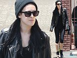 Rumer Willis at DWTS practice where after winning will also compete for an all star trophy with other past winners.  May 31, 2015 x17online.com