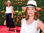 JERSEY CITY, NJ - MAY 30:  Ruth Wilson attends the Eighth-Annual Veuve Clicquot Polo Classic at Liberty State Park on May 30, 2015 in Jersey City, New Jersey.  (Photo by Jamie McCarthy/Getty Images for Veuve Clicquot)