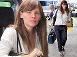 Jennifer Garner looks under stress at LAX sunday morning after she left her house to the airport early morning amid rumors she is splitting with husband Ben Affleck may 31, 2015\nNO  WEB SITE USAGE\nMAGAZINES DOUBLE FEES\nAny queries call X17 UK Office /0034 966 713 949/926 \nAlasdair 0034 630576519 \nGary 0034 686421720\nLynne 0034 611100011