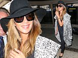 31 May 2015 - LOS ANGELES - USA  NICOLE SCHERZINGER AT LAX   BYLINE MUST READ : XPOSUREPHOTOS.COM  ***UK CLIENTS - PICTURES CONTAINING CHILDREN PLEASE PIXELATE FACE PRIOR TO PUBLICATION ***  **UK CLIENTS MUST CALL PRIOR TO TV OR ONLINE USAGE PLEASE TELEPHONE  44 208 344 2007 ***