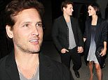 Jaimie Alexander and Peter Facinelli Have Dinner at Craigs\n\nPictured: Jaimie Alexander, Peter Facinelli\nRef: SPL1041588  010615  \nPicture by: Photographer Group / Splash News\n\nSplash News and Pictures\nLos Angeles: 310-821-2666\nNew York: 212-619-2666\nLondon: 870-934-2666\nphotodesk@splashnews.com\n