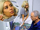 Kim Kardashian Visits Doctor In Keeping Up With The Kardashians Clip