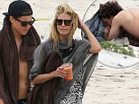 Picture Shows: Vito Schnabel, Heidi Klum  May 31, 2015\n \n Model Heidi Klum is spotted packing on the PDA with her boyfriend Vito Schnabel on the beach in St. Barts. Heidi is currently taking a break from appearing on 'Germany's Next Top Model.' \n \n Non-Exclusive\n UK Rights Only\n \n Pictures by : FameFlynet UK � 2015\n Tel : +44 (0)20 3551 5049\n Email : info@fameflynet.uk.com