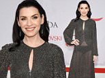 NEW YORK, NY - JUNE 01: Actress Julianna Margulies attends the 2015 CFDA Fashion Awards  at Alice Tully Hall at Lincoln Center on June 1, 2015 in New York City.  (Photo by Dimitrios Kambouris/Getty Images)