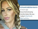 MUST BYLINE: EROTEME.CO.UK\\nFOR UK SALES: Contact Caroline 44 207 431 1598\\n\\nCelebrity social network pictures.\\n\\nPicture shows: Kim Zolciak-Biermann\\n\\nNON-EXCLUSIVE     Saturday 30th May 2015\\nJob: 150530UT4   London, UK\\nEROTEME.CO.UK 44 207 431 1598\\n\\nDisclaimer note of Eroteme Ltd: Eroteme Ltd does not claim copyright for this image. This image is merely a supply image and payment will be on supply/usage fee only.