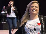 Kelly Clarkson at 103.5 KTU's KTUphoria 2015 at Nikon Theater at Jones Beach, Wantaugh, NY.\n\nPictured: Kelly Clarkson\nRef: SPL1040688  310515  \nPicture by: Janet Mayer / Splash News\n\nSplash News and Pictures\nLos Angeles: 310-821-2666\nNew York: 212-619-2666\nLondon: 870-934-2666\nphotodesk@splashnews.com\n