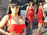 Blac Chyna arriving at Club Luna in Diamond Bar for her pool party Featuring: Blac Chyna Where: Los Angeles, California, United States When: 31 May 2015 Credit: 3rd Eye/WENN.COM