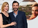 FILE - JANUARY 21: Actress Brenda Strong is engaged to director/actor John Farmanesh-Bocca. BEVERLY HILLS, CA - AUGUST 23:  Actress Brenda Strong and Director John Farmanesh-Bocca attend the HBO Luxury Lounge featuring PANDORA at Four Seasons Hotel Los Angeles at Beverly Hills on August 23, 2014 in Beverly Hills, California.  (Photo by Rochelle Brodin/Getty Images for Mediaplacement)