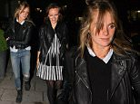 Mandatory Credit: Photo by REX Shutterstock (4818157c)\n Cressida Bonas spends her night off with Friends watching Bradley Cooper in the Elephant Man\n 'The Elephant Man' play, London, Britain - 01 Jun 2015\n \n