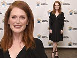 NEW YORK, NY - JUNE 01:  Actress Julianne Moore attends the Childrens Health Fund Annual Gala at Jazz at Lincoln Center on June 1, 2015 in New York City.  (Photo by Bryan Bedder/Getty Images for Children's Health Fund)