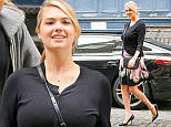 Kate Upton is all smiles while out and about in SoHo, New York City.  Pictured: Kate Upton Ref: SPL1042182  010615   Picture by: Felipe Ramales / Splash News  Splash News and Pictures Los Angeles: 310-821-2666 New York: 212-619-2666 London: 870-934-2666 photodesk@splashnews.com