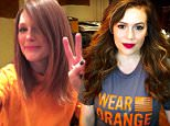 I¿m #wearingorange for the 1st ever National Gun Violence Awareness Day. Join me!wearorange.org