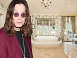Taken without permission. Ozzy Osbourne buys new house in Beverly Hills. Taken from real estate website themls.com