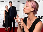 Ryan Sweeting (right) and Kaley Cuoco attending the Glamour Women of the Year Awards 2015 held at Berkeley Square Gardens, London. PRESS ASSOCIATION Photo. Picture date: Tuesday June 2, 2015. Photo credit should read: Ian West/PA Wire