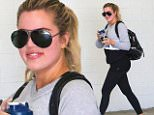 eURN: AD*171217616  Headline: Khloe Kardashian steps out after Bruce Jenner introduced himself as Caitlyn Caption: Beverly Hills, CA - Khloe Kardashian showed up to the gym, in a great mood and sharing her smile with our guys. Caitlyn Jenner's family members reacted to her debut as a woman on Vanity Fair's July 2015 cover yesterday. Khloe Kardashian and Kendall Jenner immediately took to their social media accounts to applaud Caitlyn (formerly Bruce Jenner) for her brave photo shoot, followed by reactions from pregnant again Kim Kardashian, youngest family member Kylie Jenner, and hours later, Kourtney Kardashian. AKM-GSI          June 2, 2015 To License These Photos, Please Contact : Steve Ginsburg (310) 505-8447 (323) 423-9397 steve@akmgsi.com sales@akmgsi.com or Maria Buda (917) 242-1505 mbuda@akmgsi.com ginsburgspalyinc@gmail.com Photographer: NIKO  Loaded on 02/06/2015 at 18:52 Copyright:  Provider: T Maidana/AKM-GSI  Properties: RGB JPEG Image (37676K 2376K 15.9:1) 2928